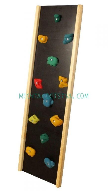Скалодром для детских комплексов