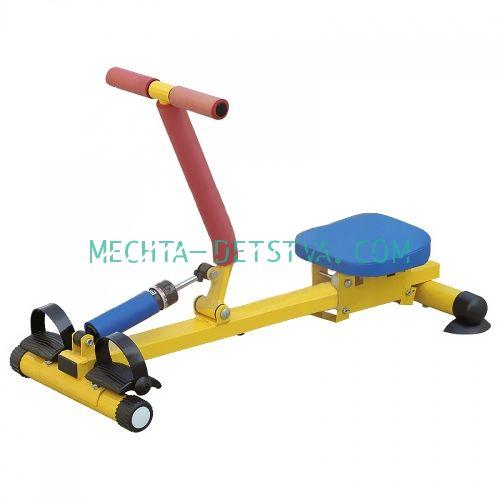 Тренажер детский механический «Гребля» NEW